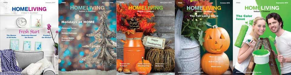 Home Living Indoor Outdoor Magazine
